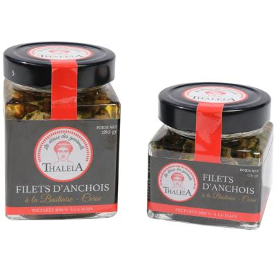 Thaleia - Filets d'anchois